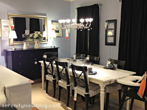 Dining room table ikea