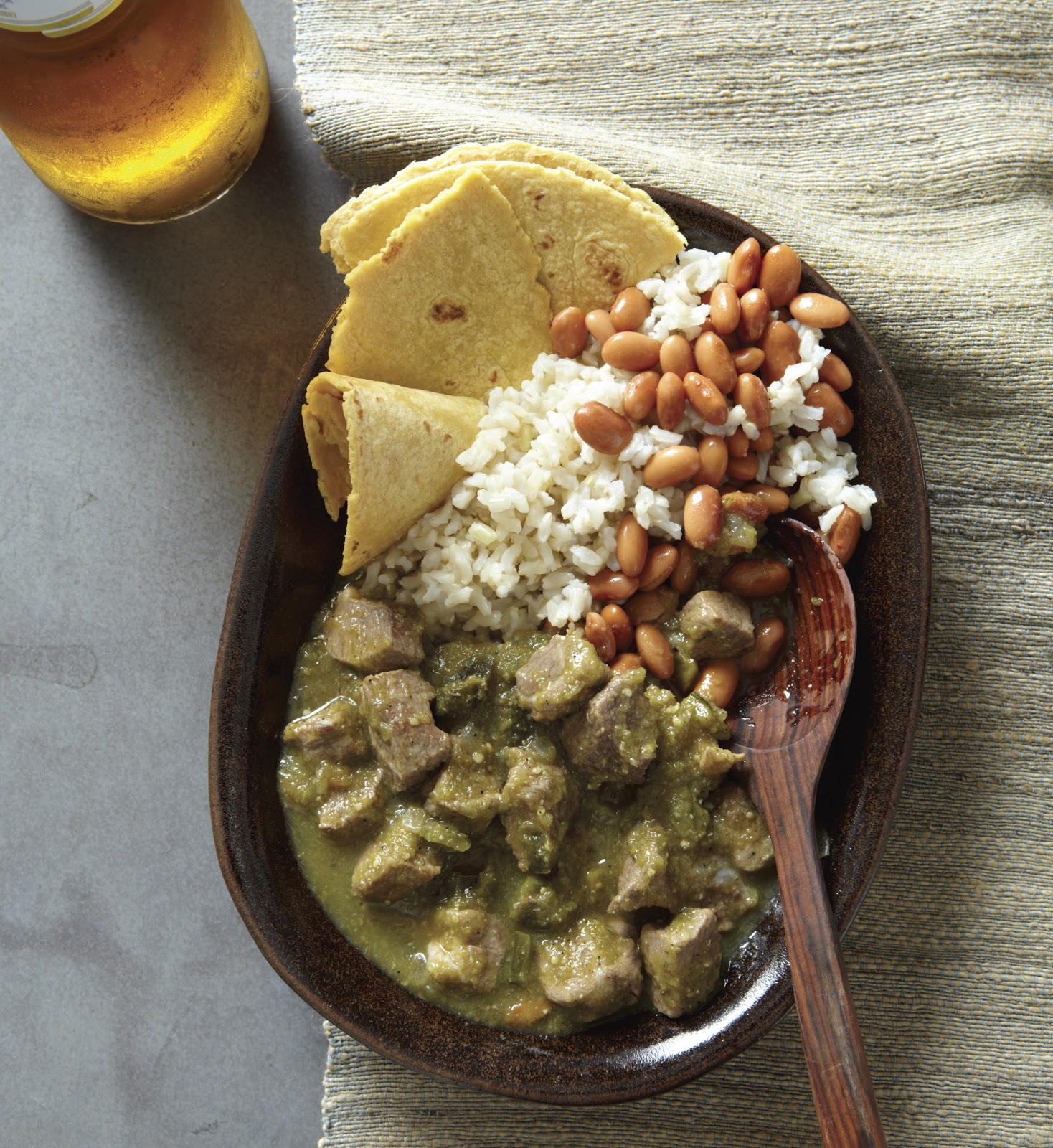... Cooker Chile Verde and a giveaway for The Mexican Slow Cooker Cookbook