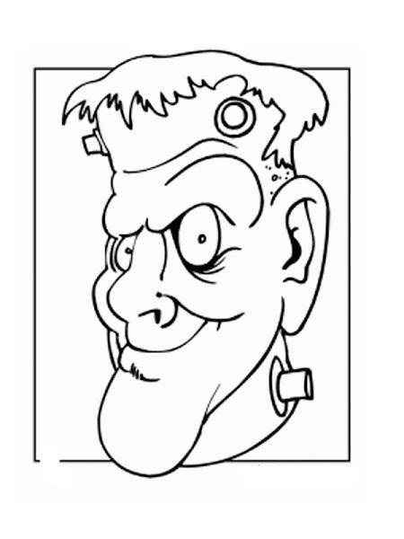 Frankenstein Coloring