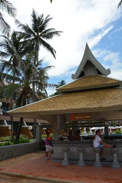 @Beach Karon Beach bar