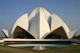 lotus temple one of the best temples of india