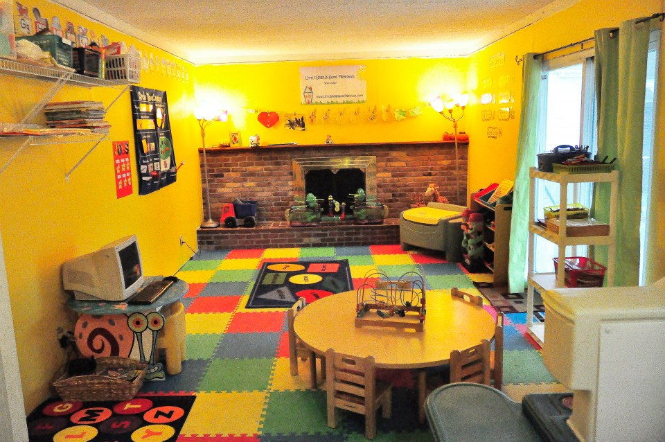 Home design image ideas home daycare ideas for Activity room decoration