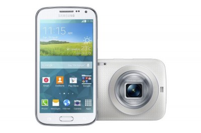 Samsung Resmikan Smartphone Kamera Galaxy K Zoom