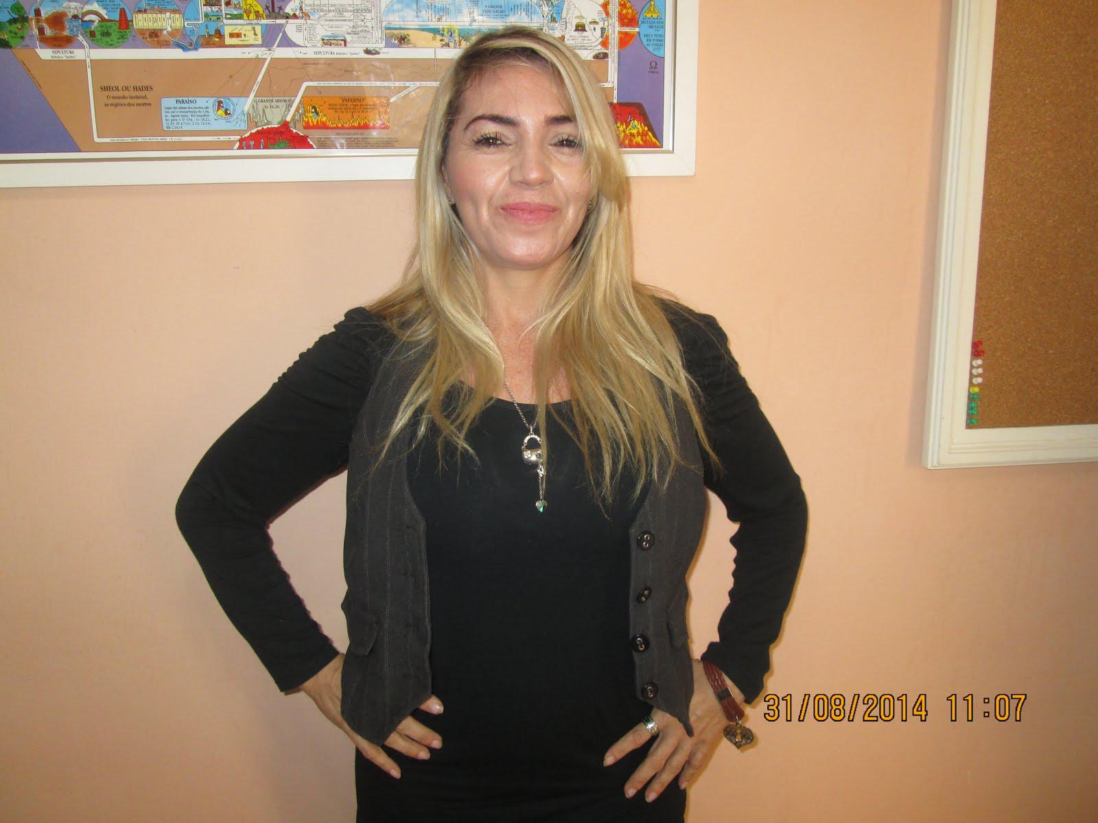EX ALUNA SANDRA PEREIRA