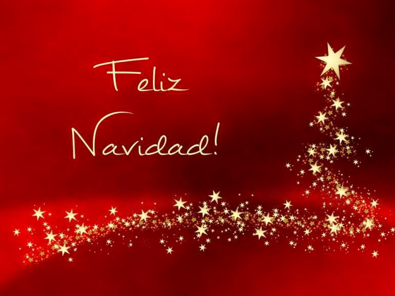 Merry christmas in spanish cards m4hsunfo
