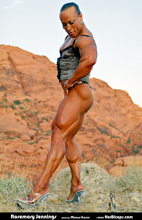 Rosemary Jennings Female Muscle Bodybuilding Blog HerBiceps