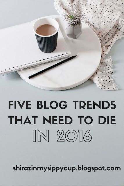 Five Blog Trends That Need to Die in 2016.