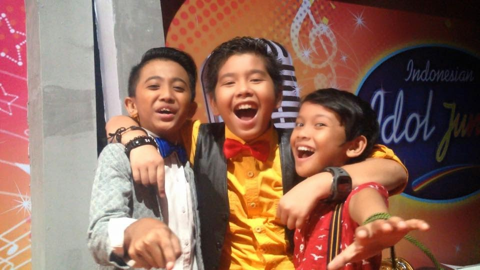 Finalis Indonesian Idol Junior Indonesian Idol Junior