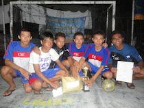 Juara 2 Futsal Di Kenanga