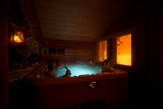jacuzzi Pinetree Lodge