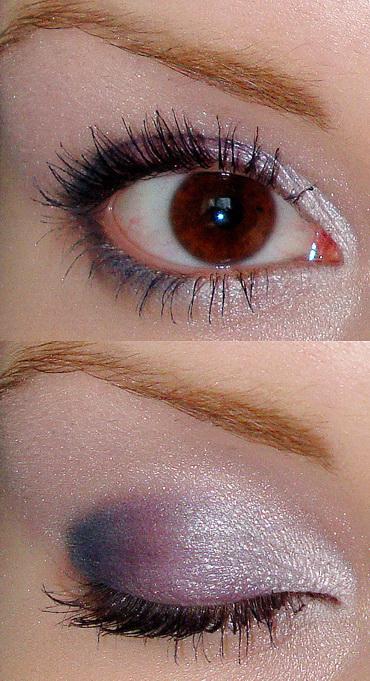 365 Days of Makeup, Brown Eyes, Evening Makeup