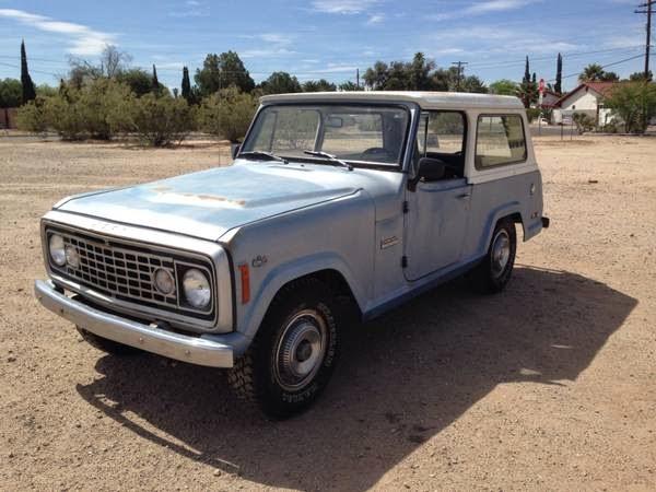1972 Jeep Commando 4WD for Sale - 4x4 Cars
