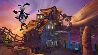 Epic Mickey: el Retorno de Dos Heroes (5)