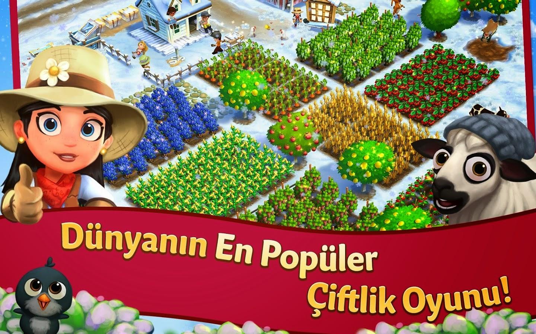 FarmVille 2: Köy Kaçamağı Hile Apk
