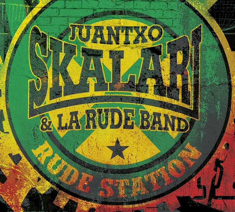 Juantxo Skalari, Rude Band, Rude Station, Tour, Concierto, Madrid