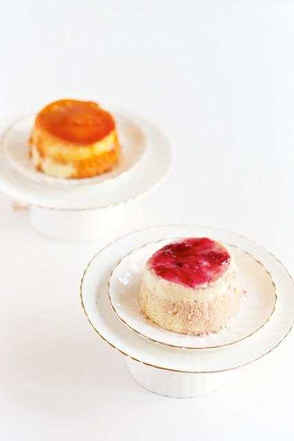 Pudding Cake, Rose or Caramel?
