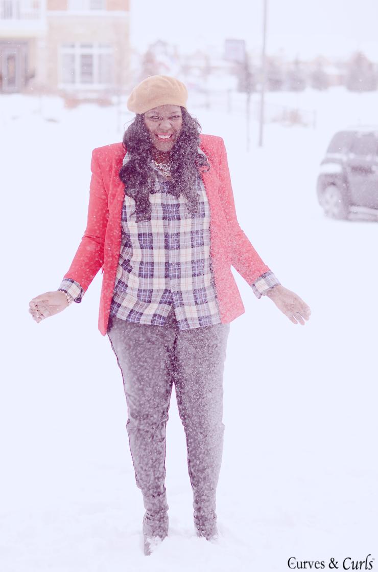plus size fashion online- inspiration-winter
