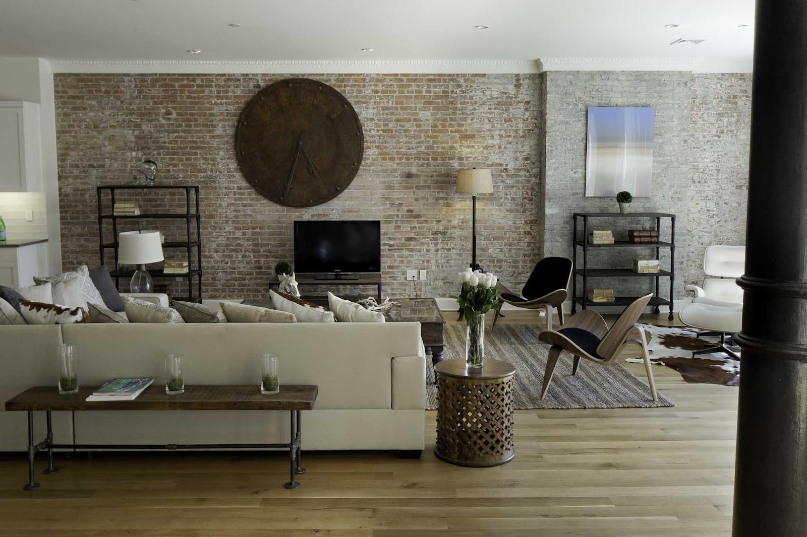 Design venom for Warehouse living space