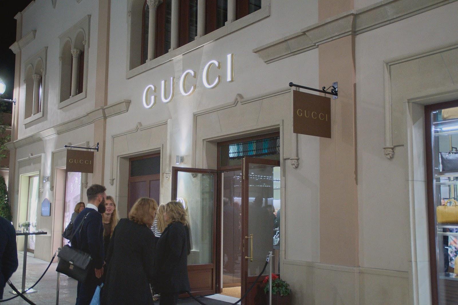 Gucci La Roca Village Barcelona
