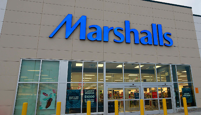 Marshalls em San Diego