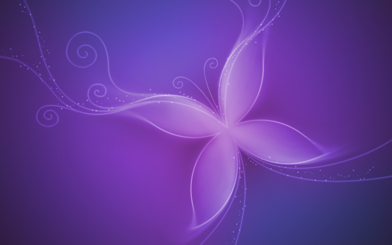 Purple Butterfly HD Purple Background Wallpapers  Purple Background