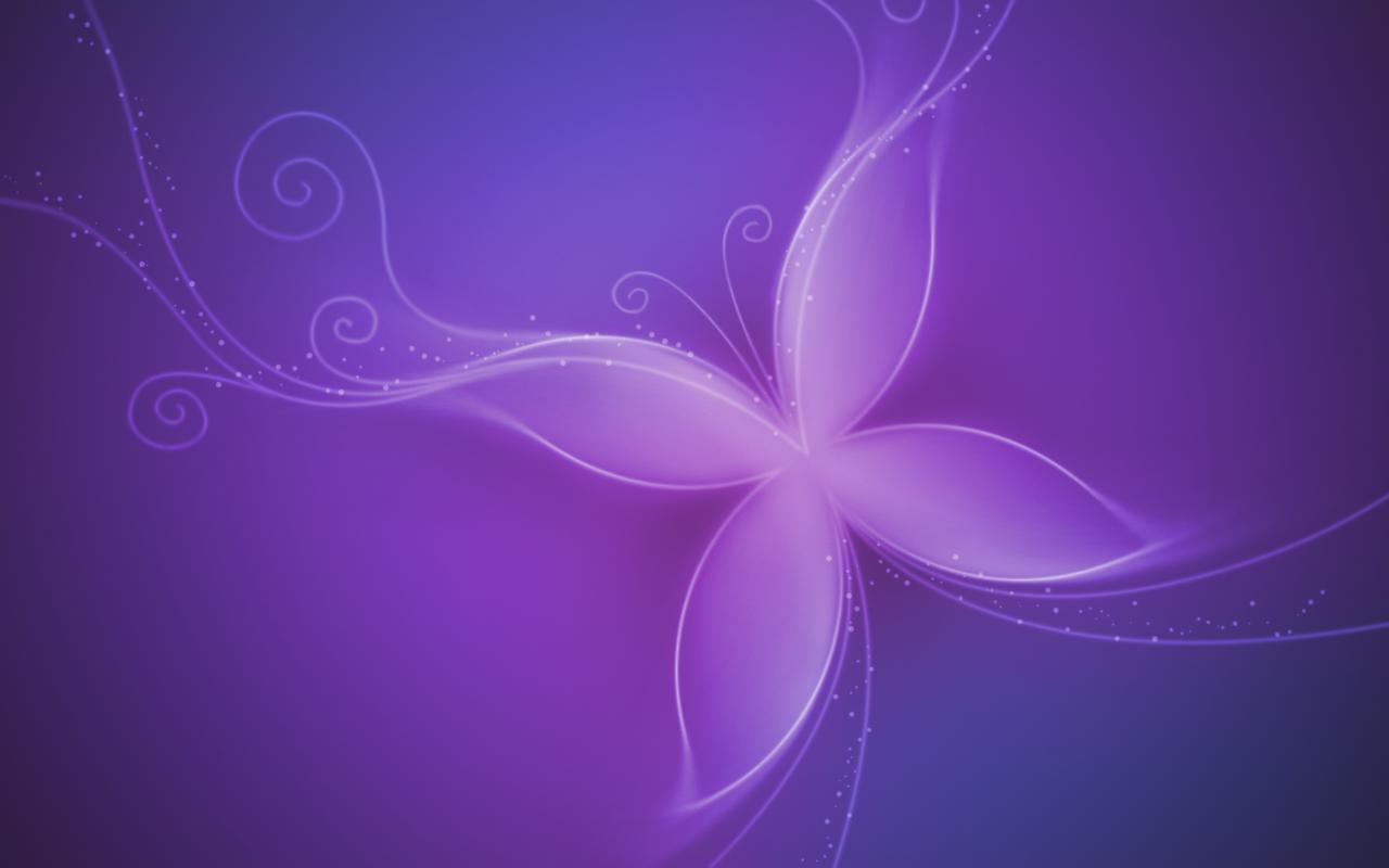 Purple Butterfly HD Purple Background Wallpapers  Purple Background