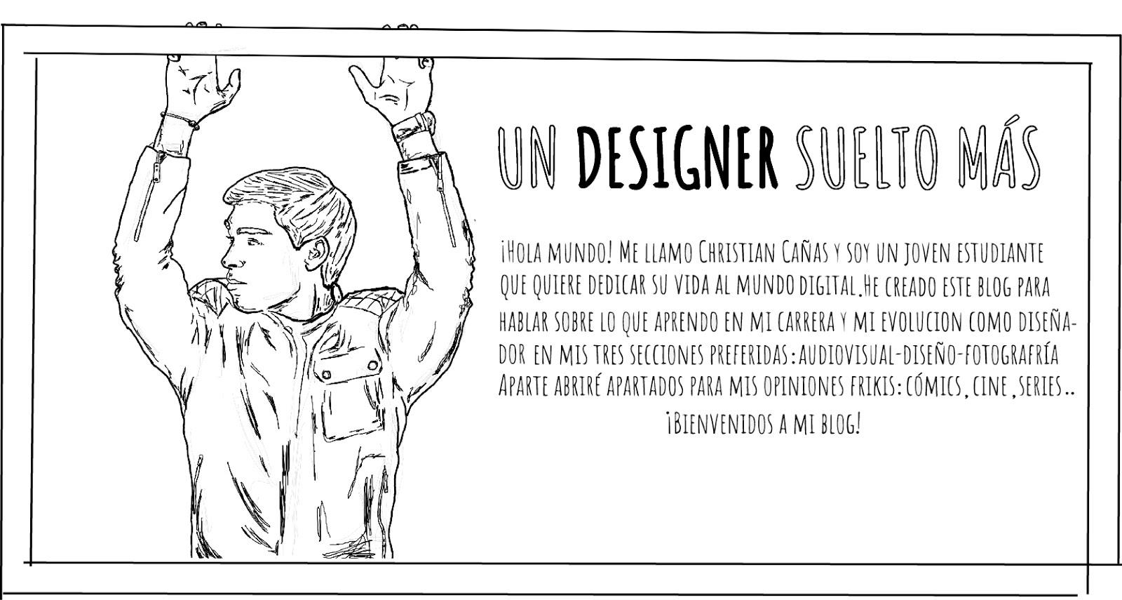 UN DESIGNER SUELTO MÁS