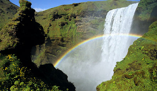Waterfall Of World