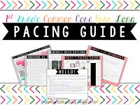 Pacing Guide
