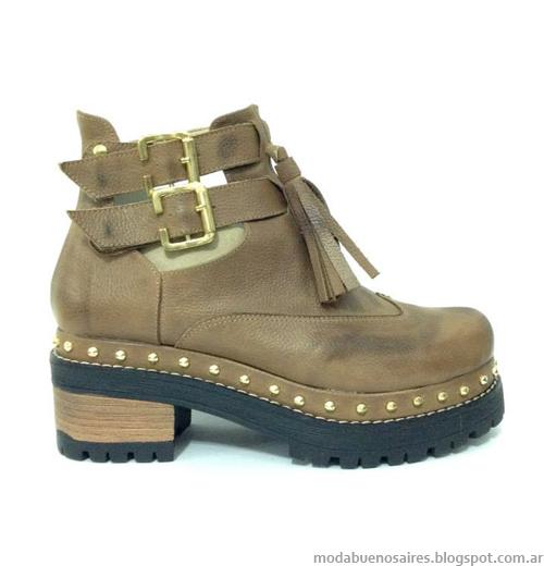 Zapatos invierno 2014 RH+.