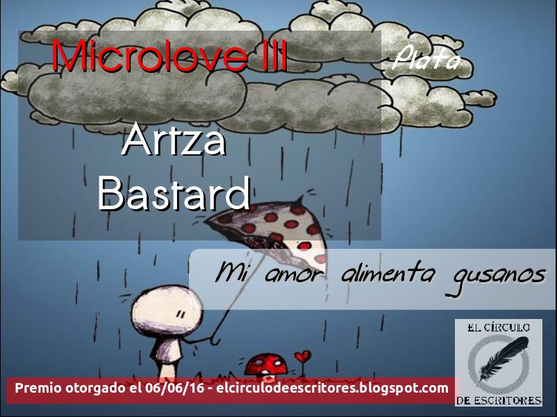 """Premio Plata / Concurso """"Microlove III"""""""