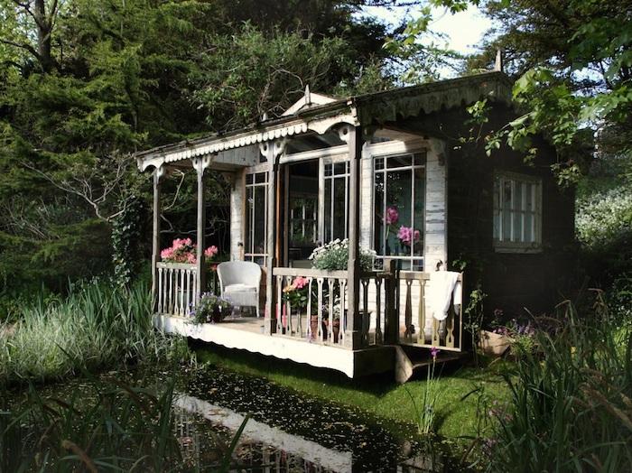 Wn trza zewn trza blog wn trzarski lutego 2015 - Small lake house interiors ...