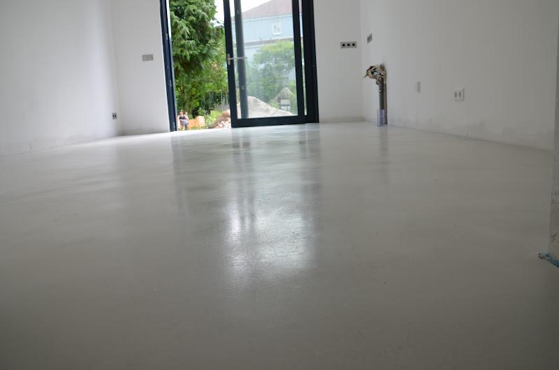 Fußboden Im Betonlook ~ Beton cire oberflächen in beton look: grauzone ii farbiger