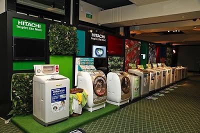 Trung tâm bảo hành Máy Giặt Hitachi tại Thái Nguyên