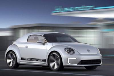 Volkswagen Beetle E Bugster