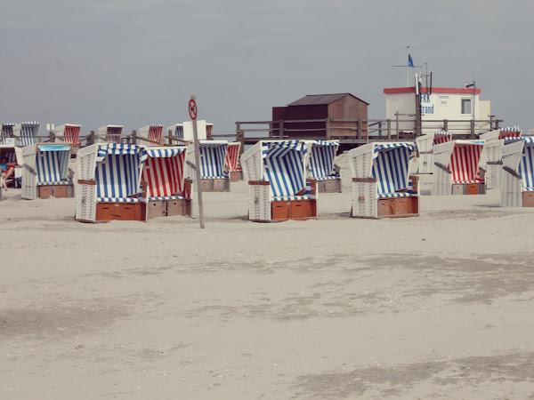 Ich brauch mal wieder Meer und Sand, brauch mal wieder Grund zu bleiben