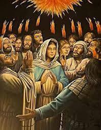 PENTECOSTES, SEGUNDO O ESPIRITISMO