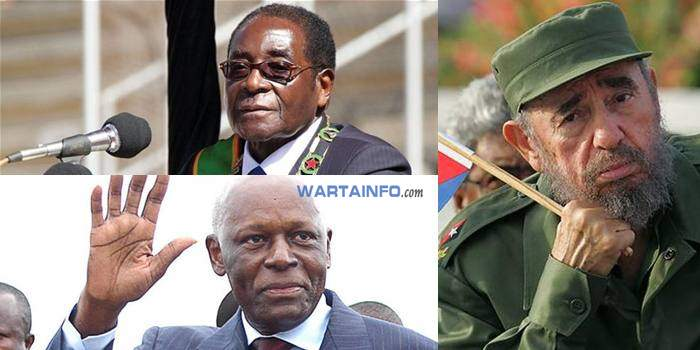 foto Daftar nama Presiden dengan Masa Menjabat Paling Terlama di Dunia