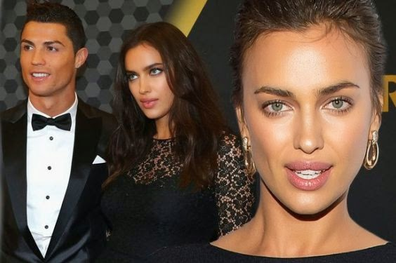 Irina Shayk dumped Cristiano Ronaldo after finding text messages from dozens of women on his phone 2