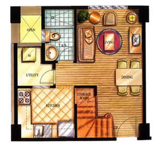 setting up an efficient kitchen floor plan   my kitchen