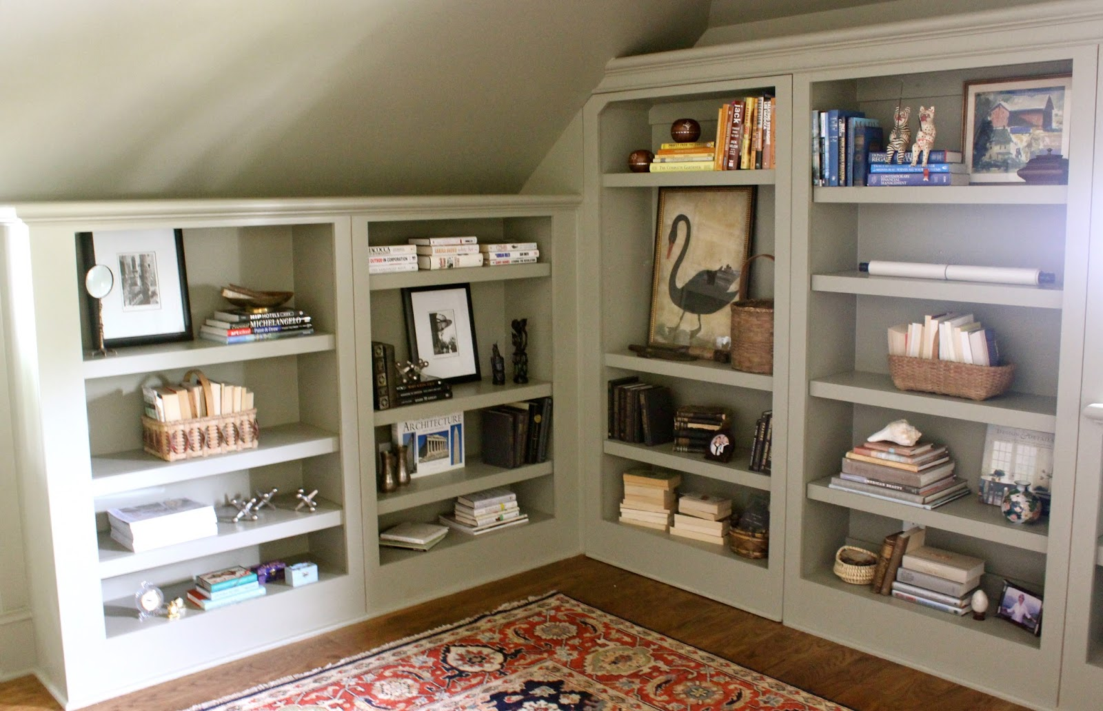 STYLING BOOKCASES 101 design indulgence