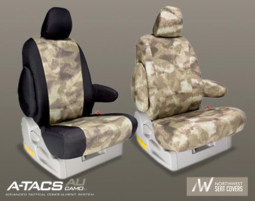 A TACS AU Northwest Seat Covers