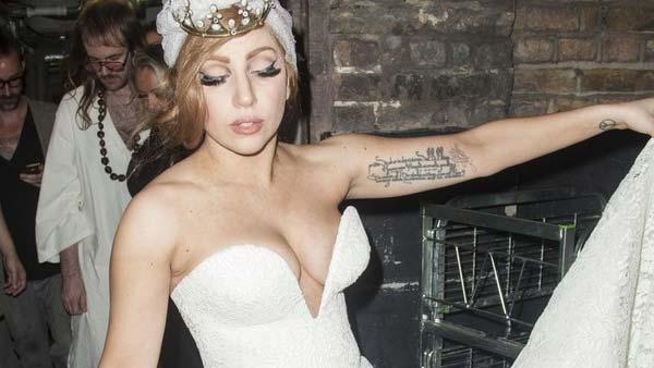 Todo sobre la boda de Lady Gaga