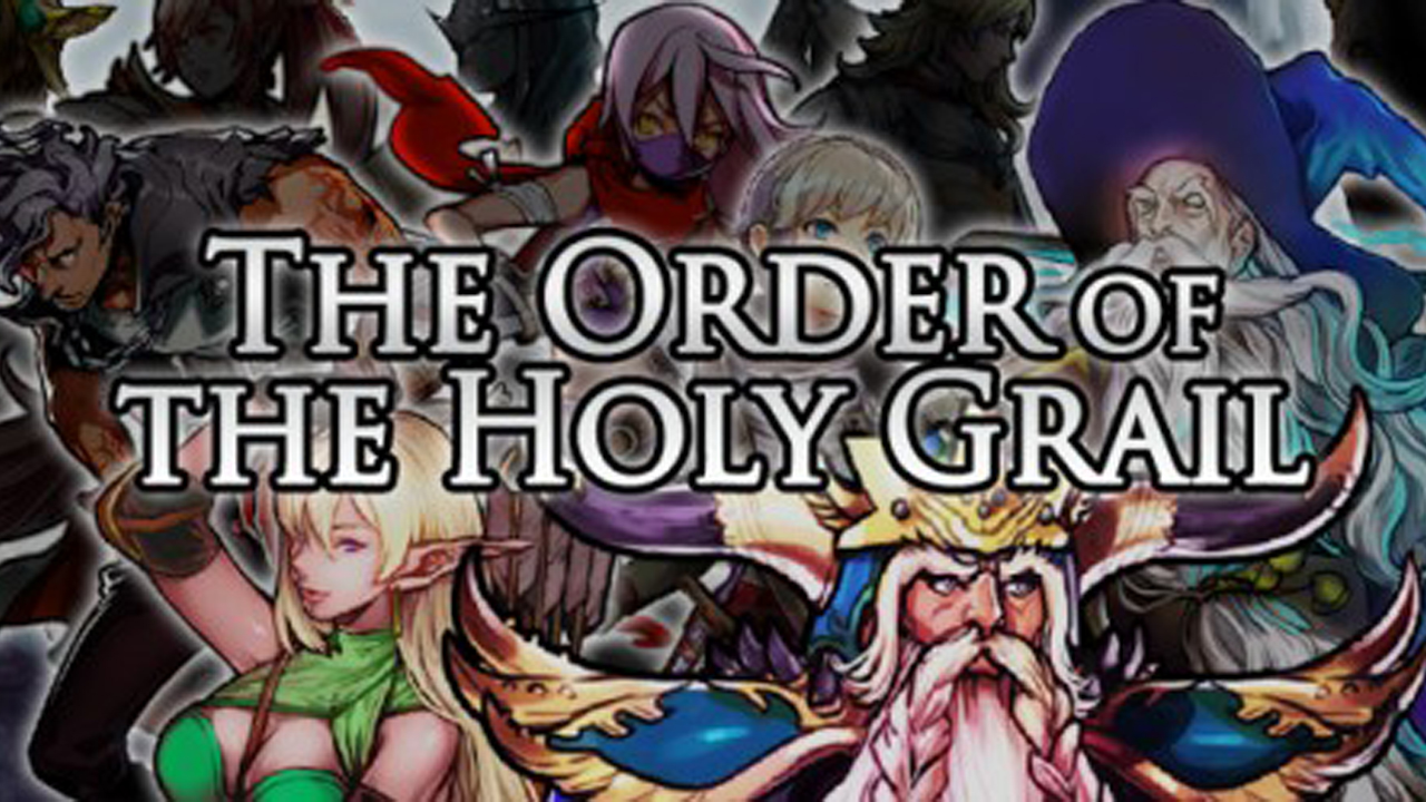 The Order of the Holy Grail Gameplay Android