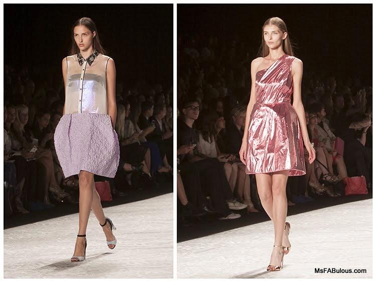 monique lhuiller fashion show