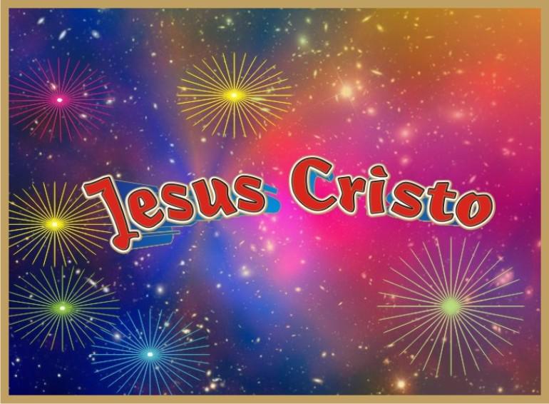 O Universo Infinito e Jesus Cristo