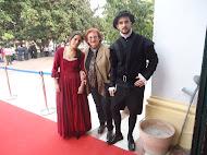 Vestidos del siglo XVI para el estreno