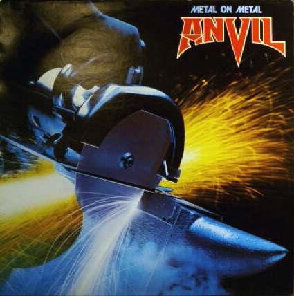 Headbangers B 234 Bados Anvil Metal On Metal 1982