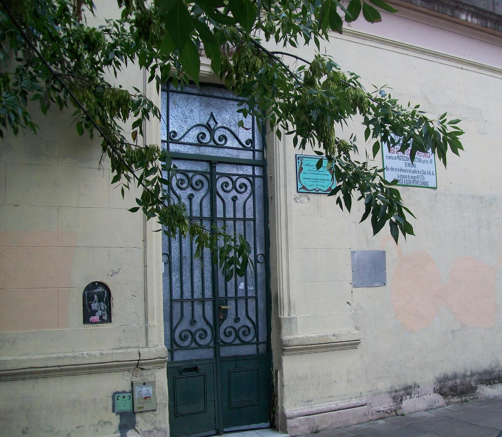 El conventillo de la paloma complejo de viviendas casa de inquilinato serrano 148 156 y thames 139 147 ciudad aut noma de buenos aores