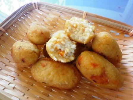 Cocina macrobi tica croquetas de mijo con zanahoria for Cocina macrobiotica